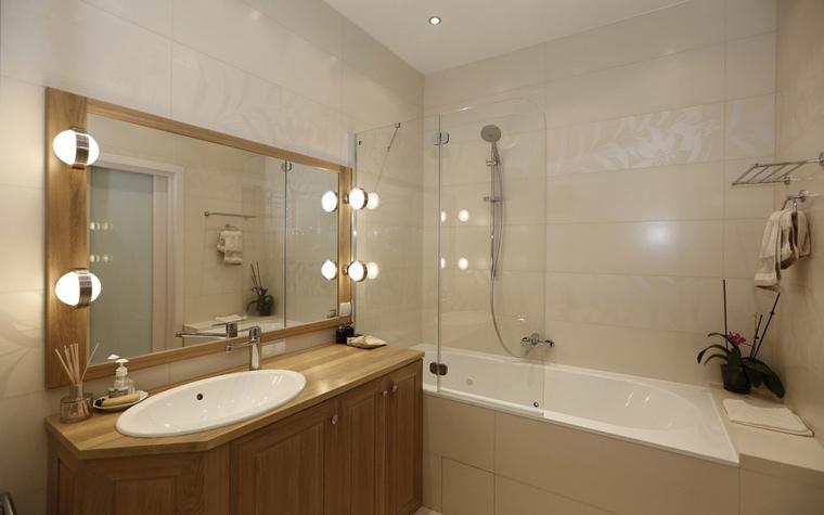 Фото № 65646 ванная  Квартира