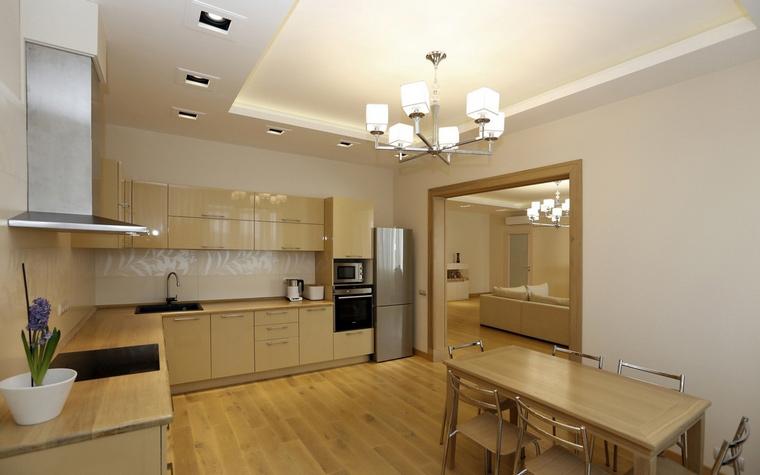 интерьер кухни - фото № 65645