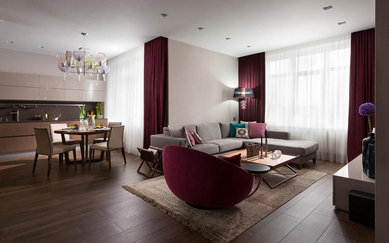 интерьер гостиной - фото № 65652
