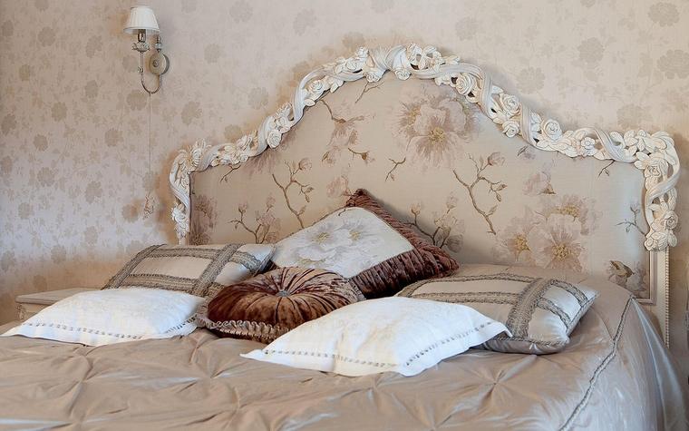 интерьер спальни - фото № 65681