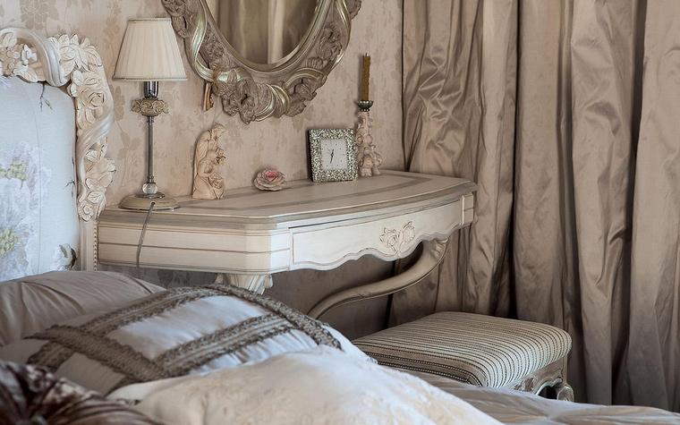 интерьер спальни - фото № 65682