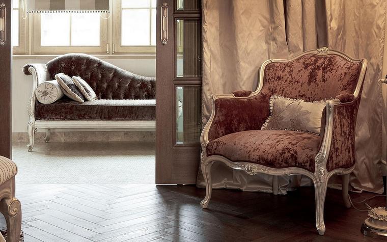интерьер спальни - фото № 65683