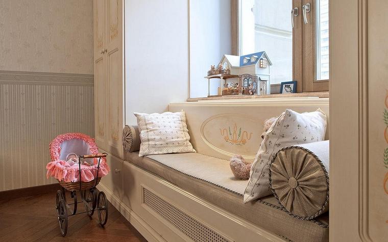 Фото № 65690 детская  Квартира