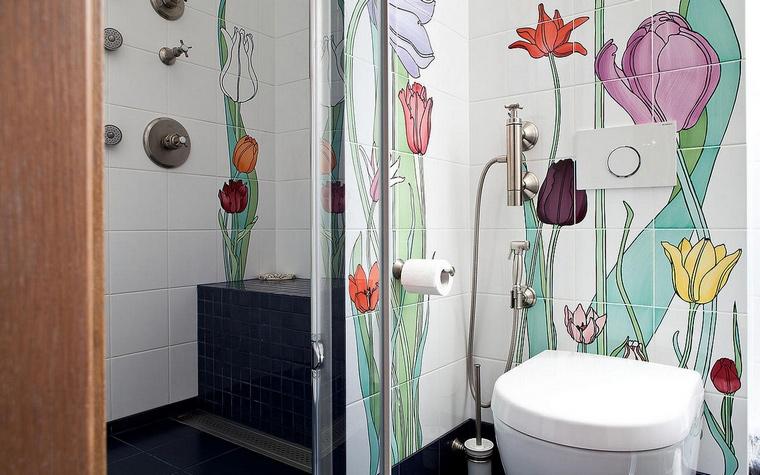 Фото № 65693 ванная  Квартира