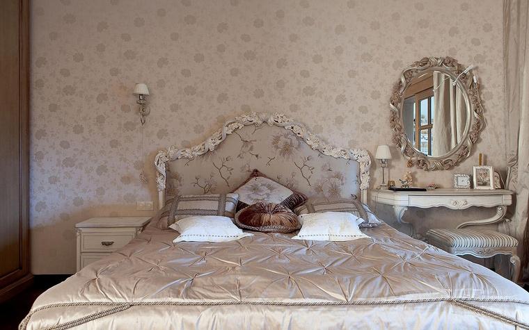 интерьер спальни - фото № 65685