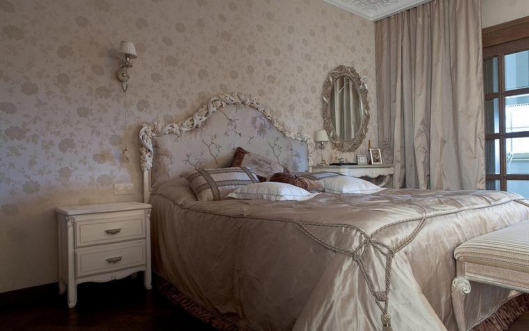 интерьер спальни - фото № 65687