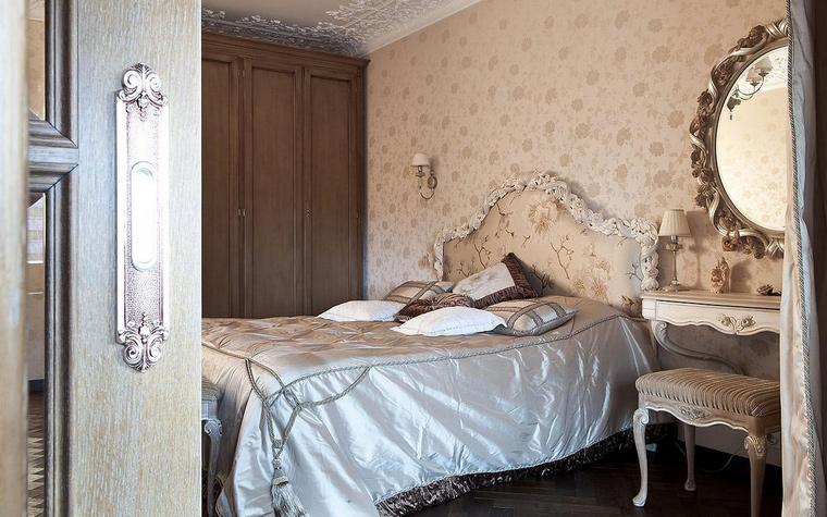 интерьер спальни - фото № 65679