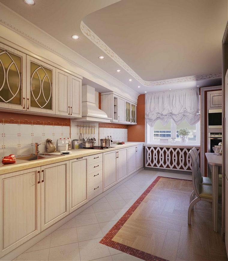 интерьер кухни - фото № 65708