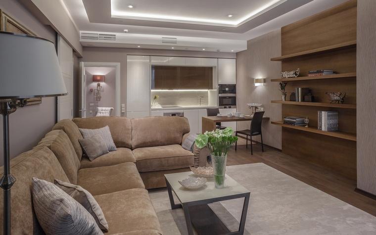 Фото № 65713 гостиная  Квартира