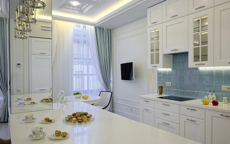 Фото № 65730 кухня  Квартира