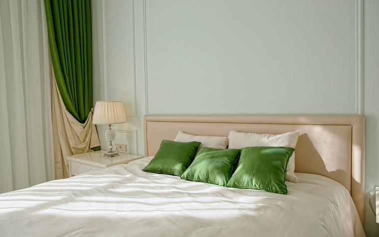 интерьер спальни - фото № 65725