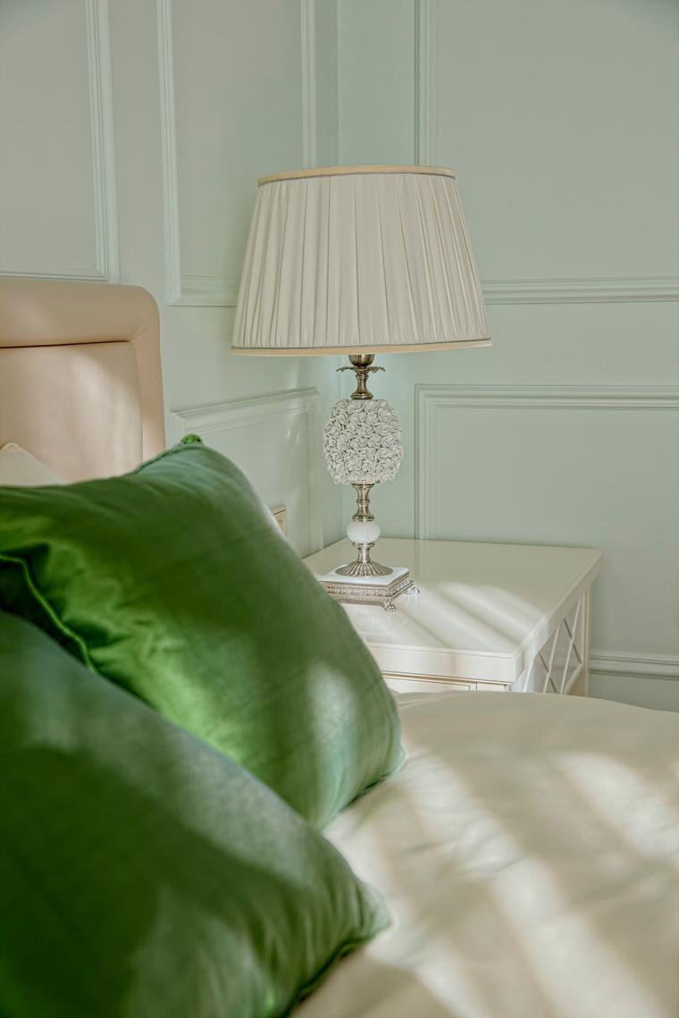 интерьер спальни - фото № 65726