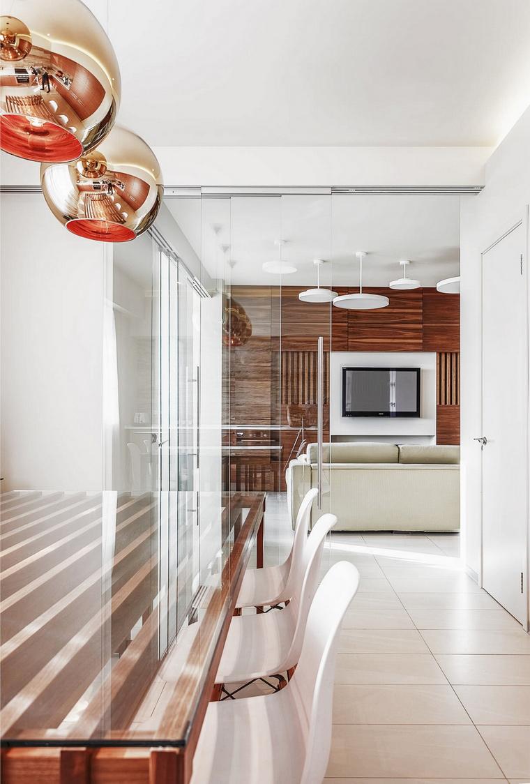 Квартира. гостиная из проекта , фото №65744