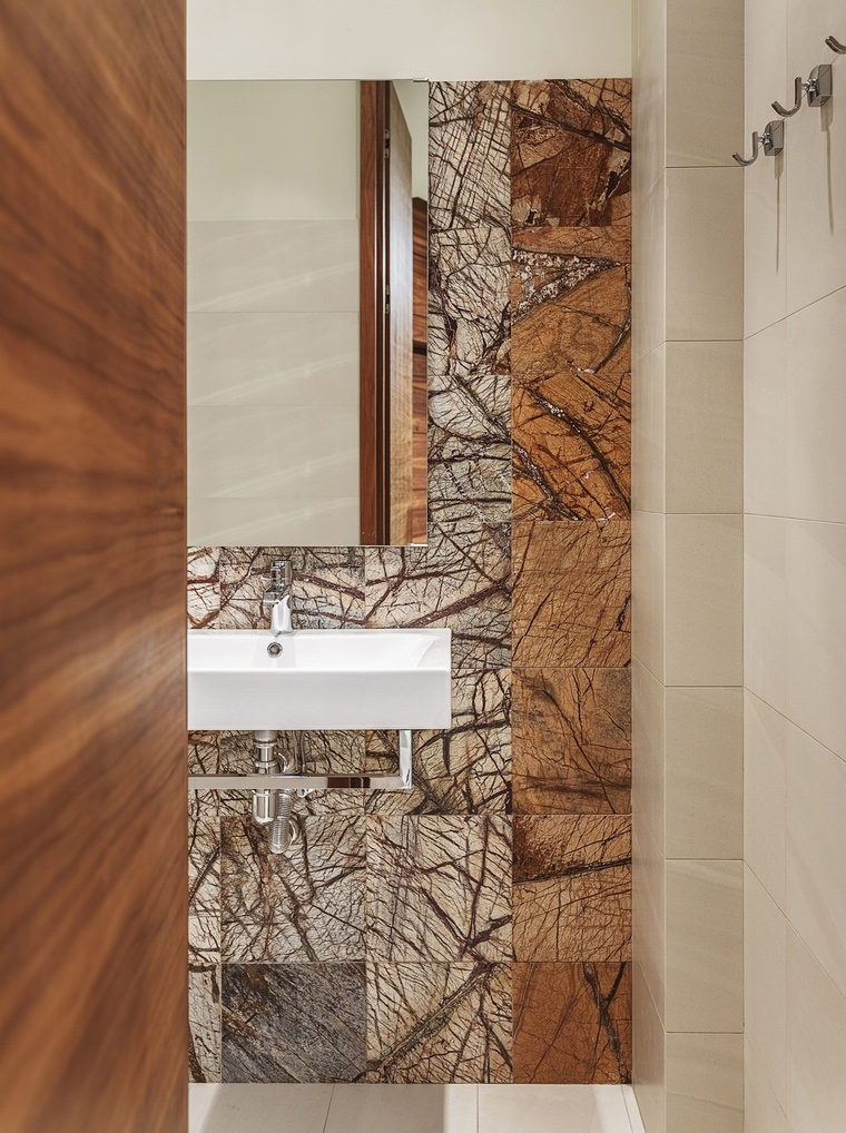 Квартира. ванная из проекта , фото №65748