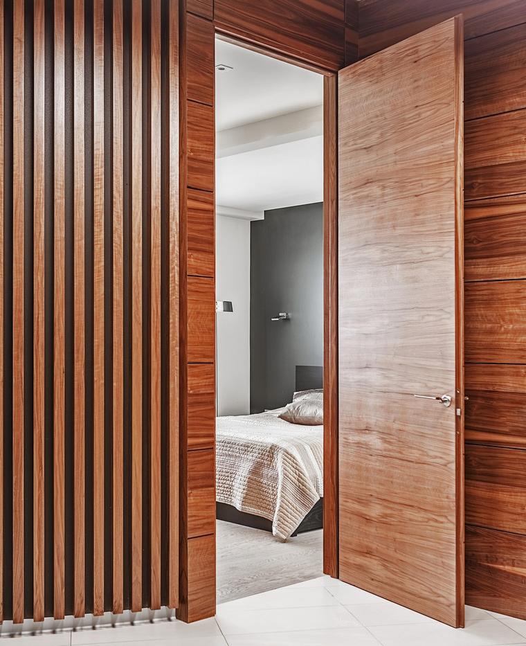 Квартира. спальня из проекта , фото №65751
