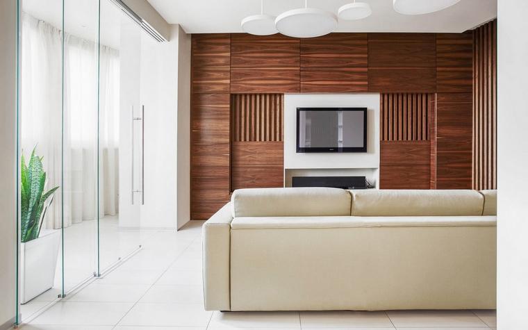 Квартира. гостиная из проекта , фото №65745