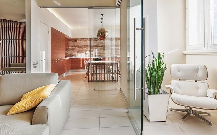 Квартира. гостиная из проекта , фото №65739