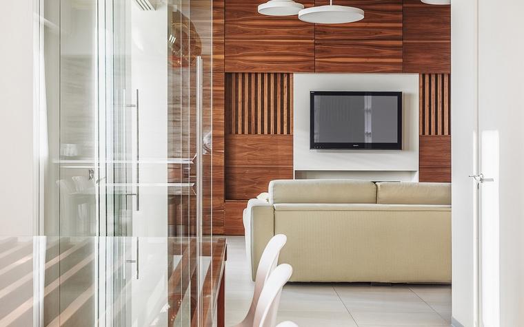 Квартира. гостиная из проекта , фото №65740