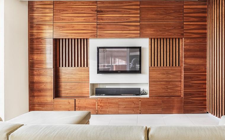Квартира. гостиная из проекта , фото №65742