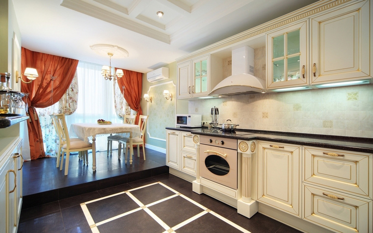 интерьер кухни - фото № 65757
