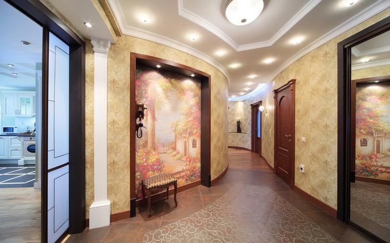 интерьер холла - фото № 65765