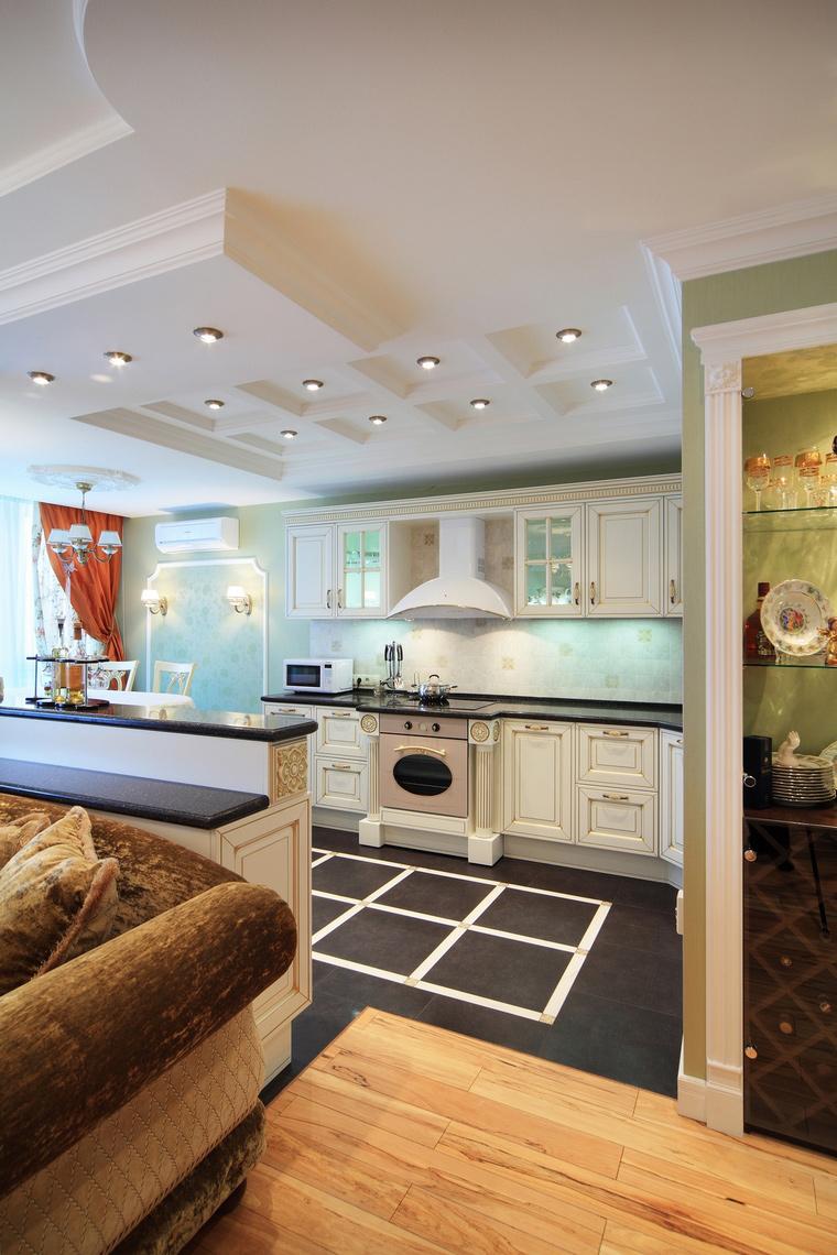 интерьер кухни - фото № 65756