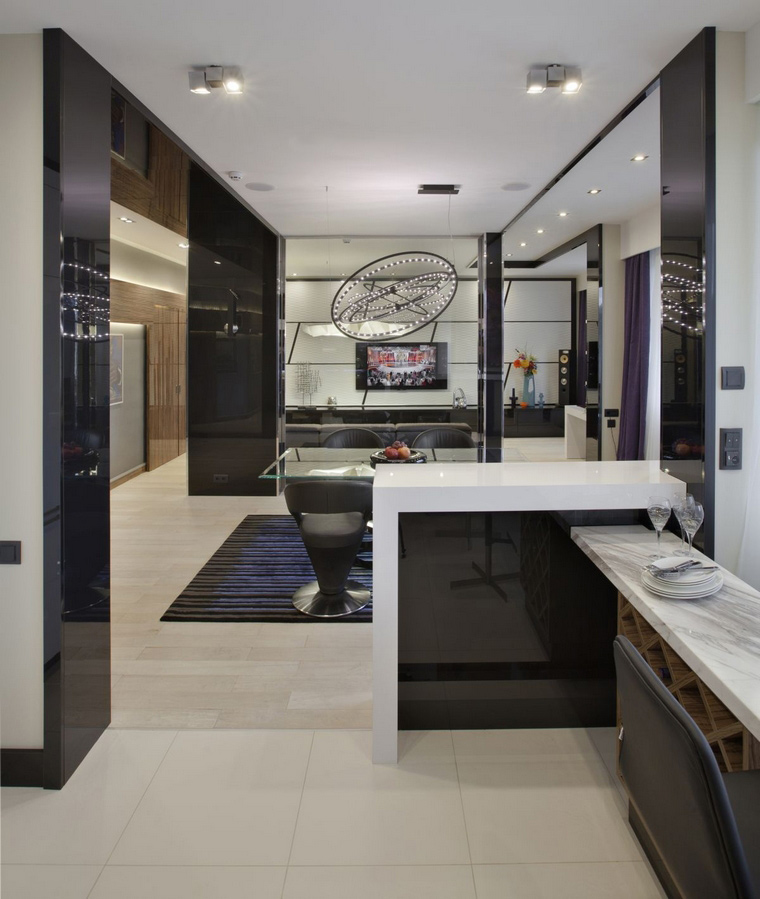 интерьер кухни - фото № 65781