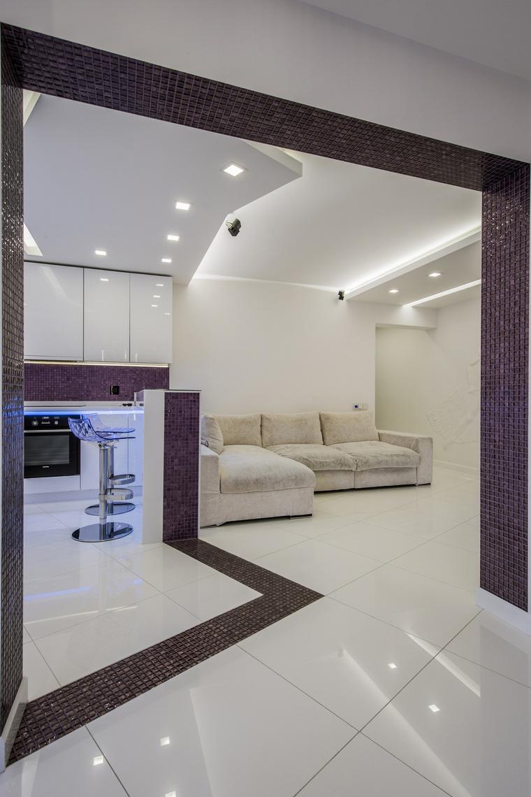 интерьер гостиной - фото № 65790