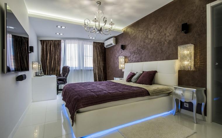 Фото № 65792 спальня  Квартира