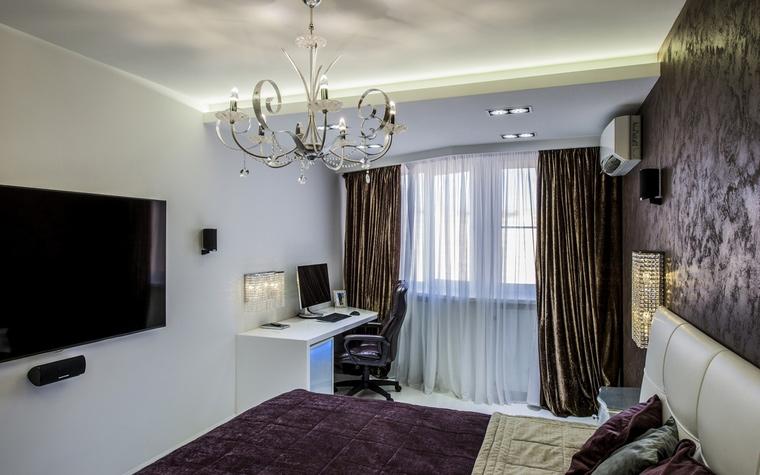 Фото № 65791 спальня  Квартира