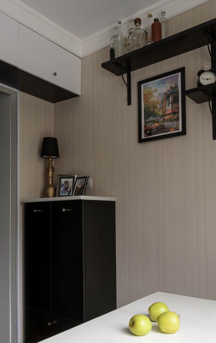 Квартира. кухня из проекта , фото №65809