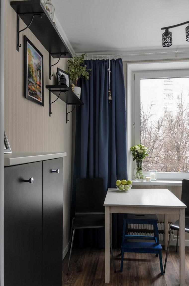 Квартира. кухня из проекта , фото №65806