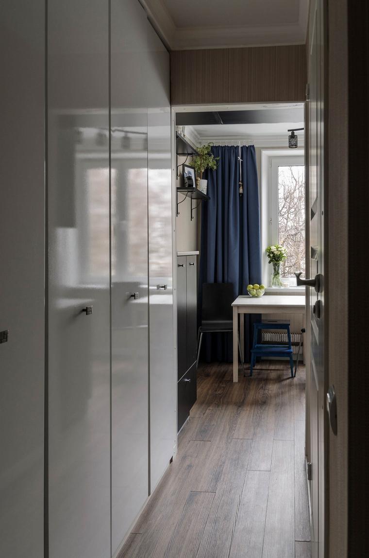 Квартира. кухня из проекта , фото №65808