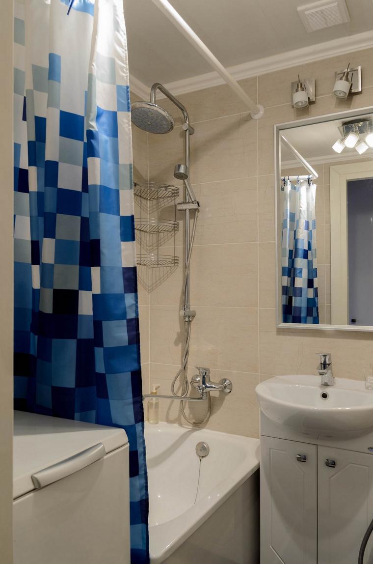 Фото № 65814 ванная  Квартира