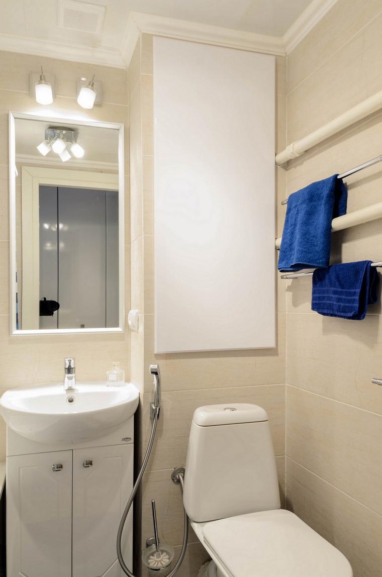 Фото № 65815 ванная  Квартира