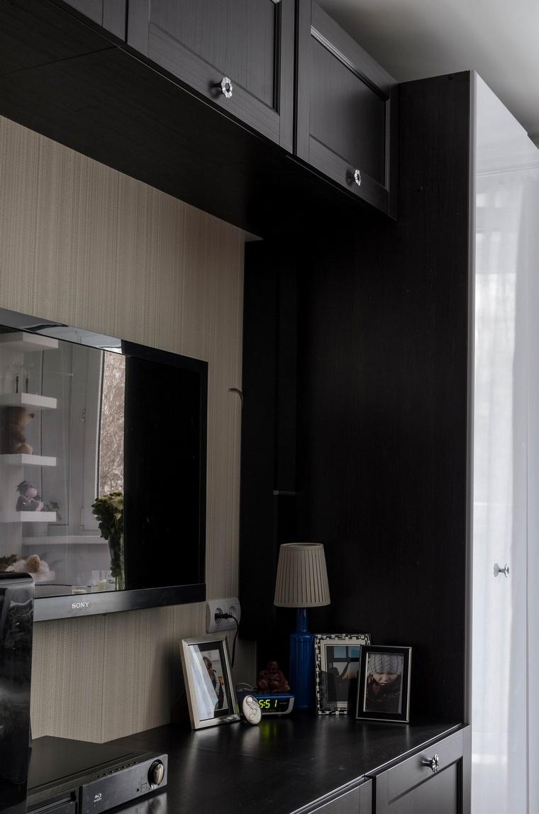 Квартира. гостиная из проекта , фото №65802