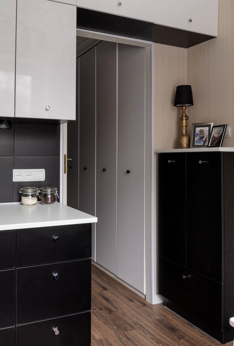 Квартира. кухня из проекта , фото №65810