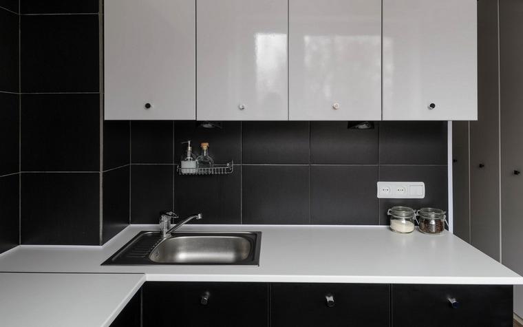 Квартира. кухня из проекта , фото №65811