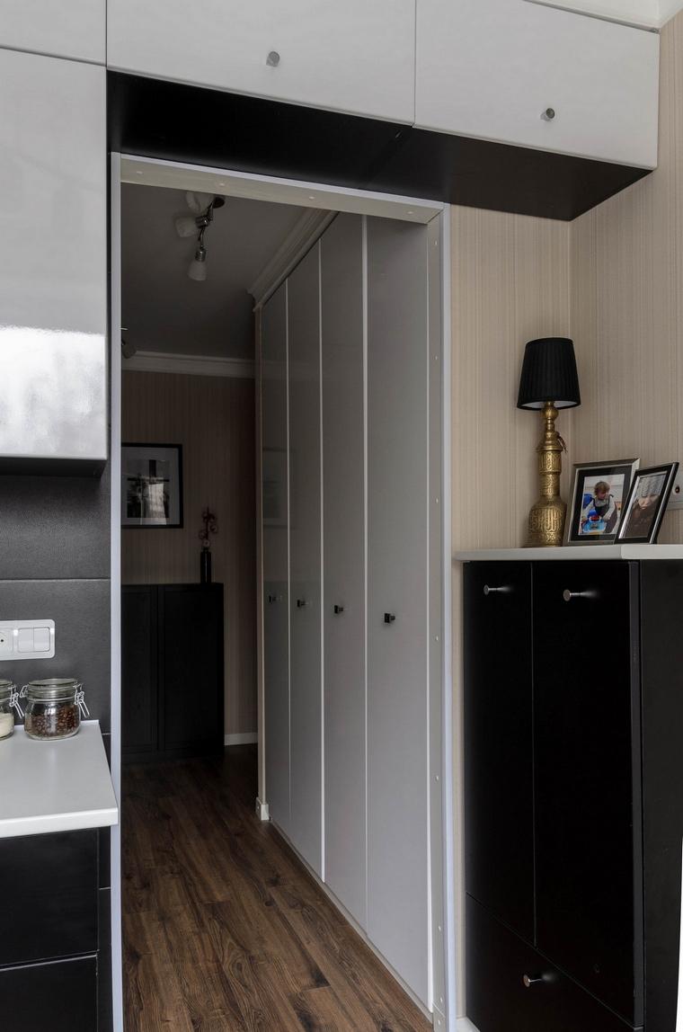 Квартира. кухня из проекта , фото №65803