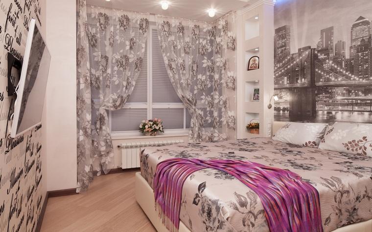 спальня - фото № 65821
