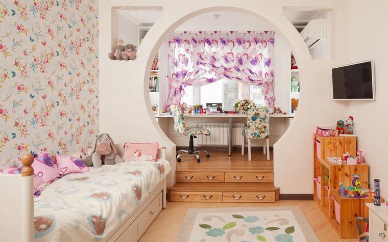 интерьер детской - фото № 65824