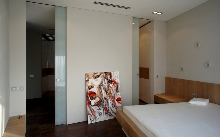 Фото № 65869 спальня  Квартира