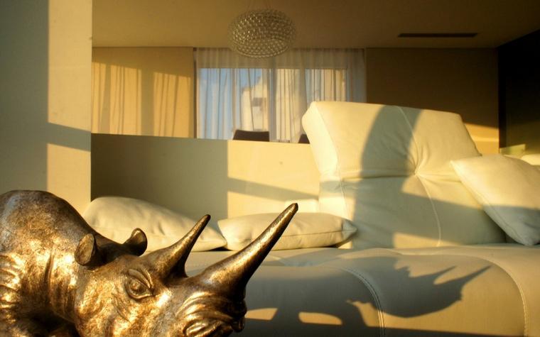 интерьер спальни - фото № 65860