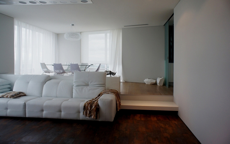 Фото № 65861 спальня  Квартира