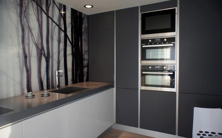 Фото № 65865 кухня  Квартира