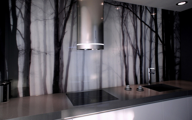 Фото № 65864 кухня  Квартира