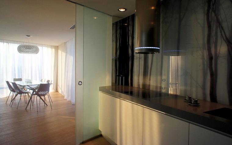 Фото № 65867 кухня  Квартира