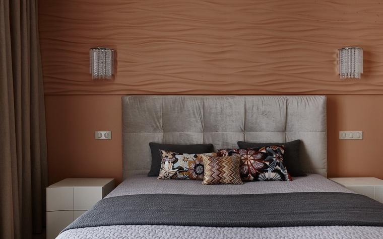 Квартира. спальня из проекта , фото №65928