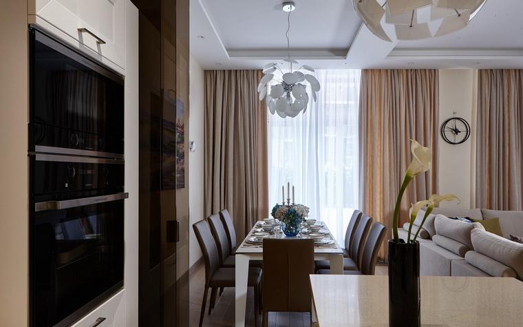 Квартира. столовая из проекта , фото №65921
