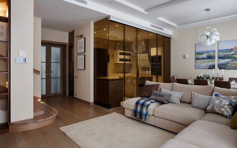 интерьер гостиной - фото № 65912